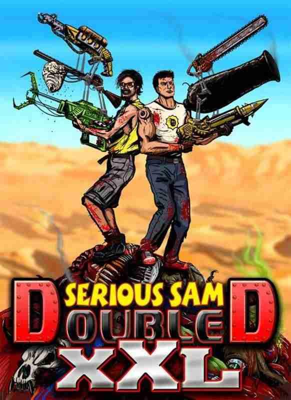 Descargar Serious Sam Double D XXL [MULTI][WaLMaRT] por Torrent